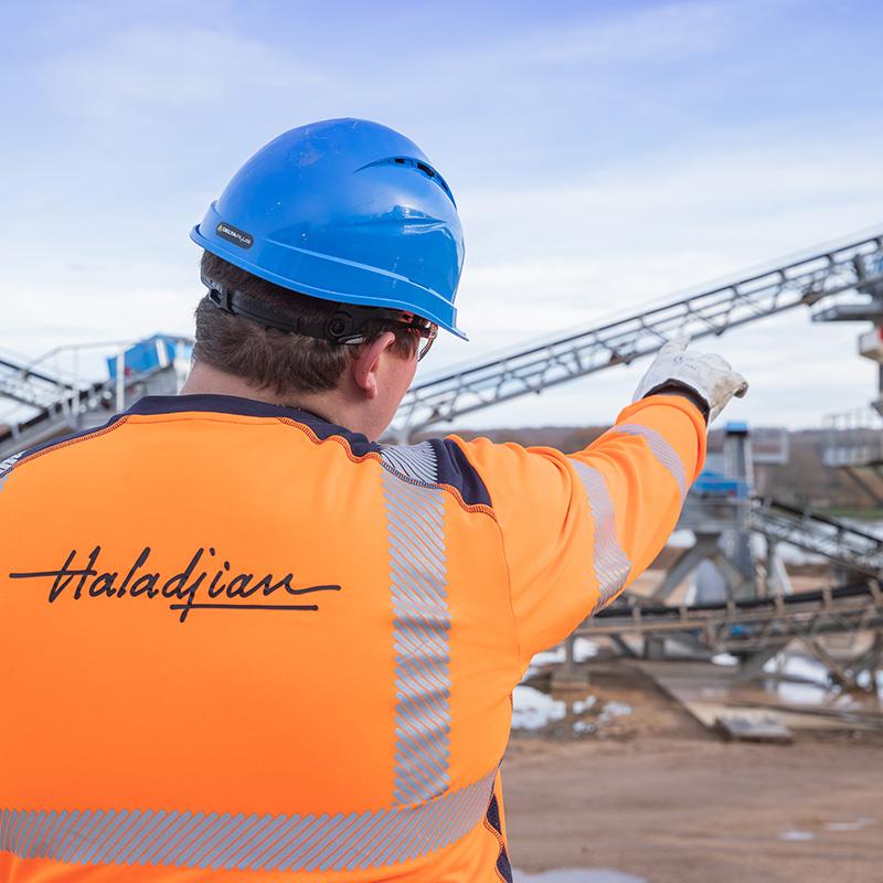 Offres Emploi Haladjian Minerals Solutions