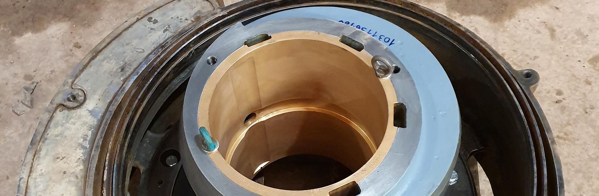 Pieces Mecaniques De Concassage Et Broyage