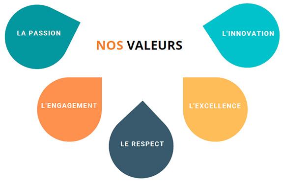 Vision Valeurs Du Groupe Haladjian