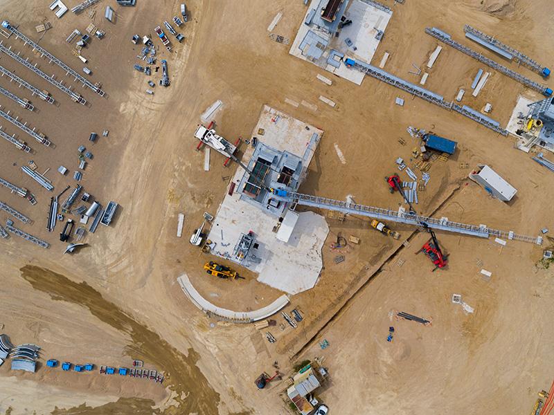 Mining facilities design and engineering