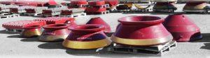 Stock disponible de cônes