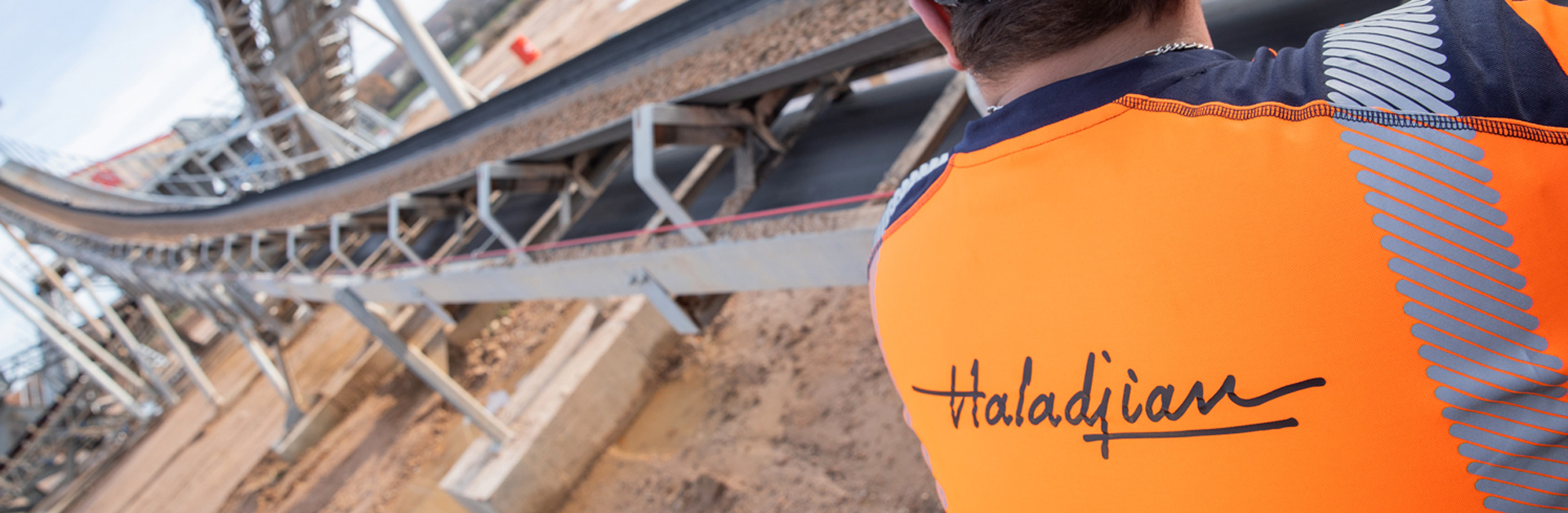 Haladjian Minerals Solutions : Performance contracts for aggregates production equipment