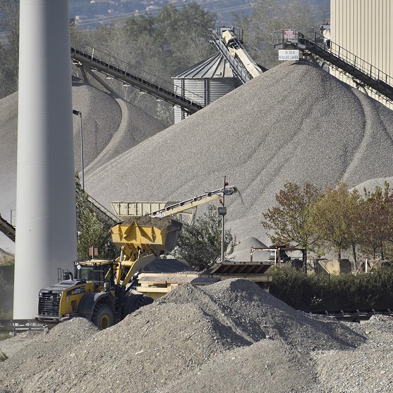 crushing and grinding facilities