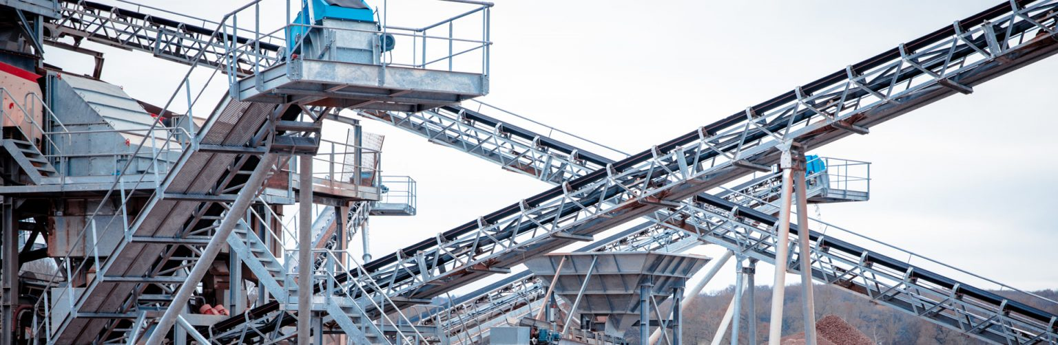 crushing and grinding machinery performance contracts for the aggregates industry