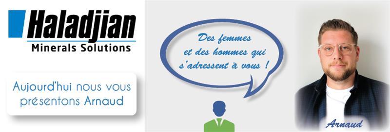 Arnaud P. répond à toutes vos questions concernant les installations fixes de broyage et concassage